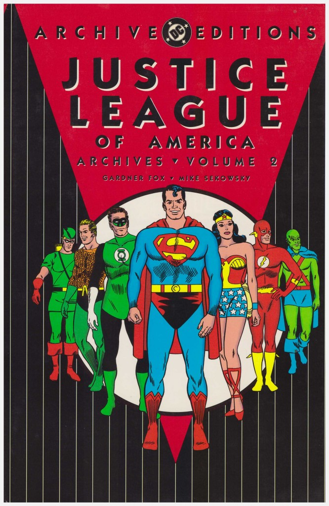 Justice League of America Archives Volume 2