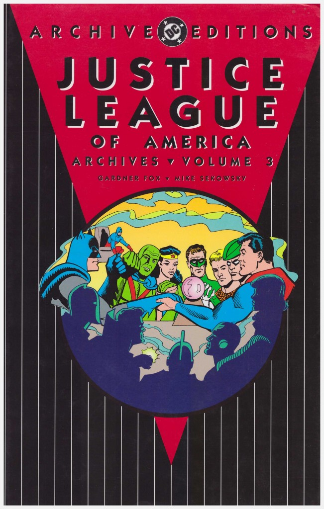 Justice League of America Archives Volume 3