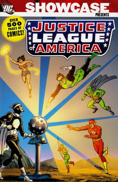 Showcase Presents Justice League of America Volume One