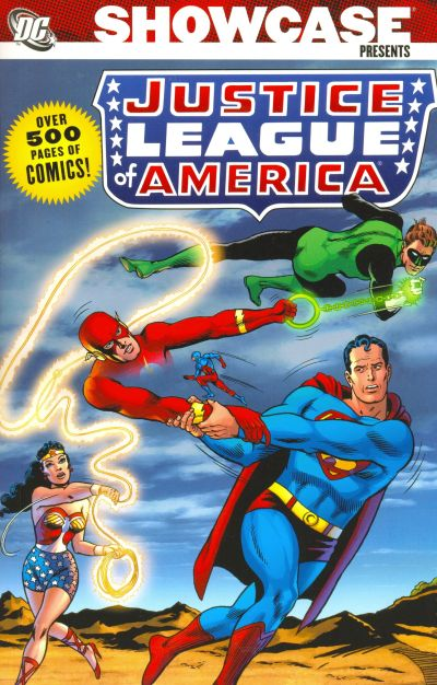 Showcase Presents Justice League of America Volume Two