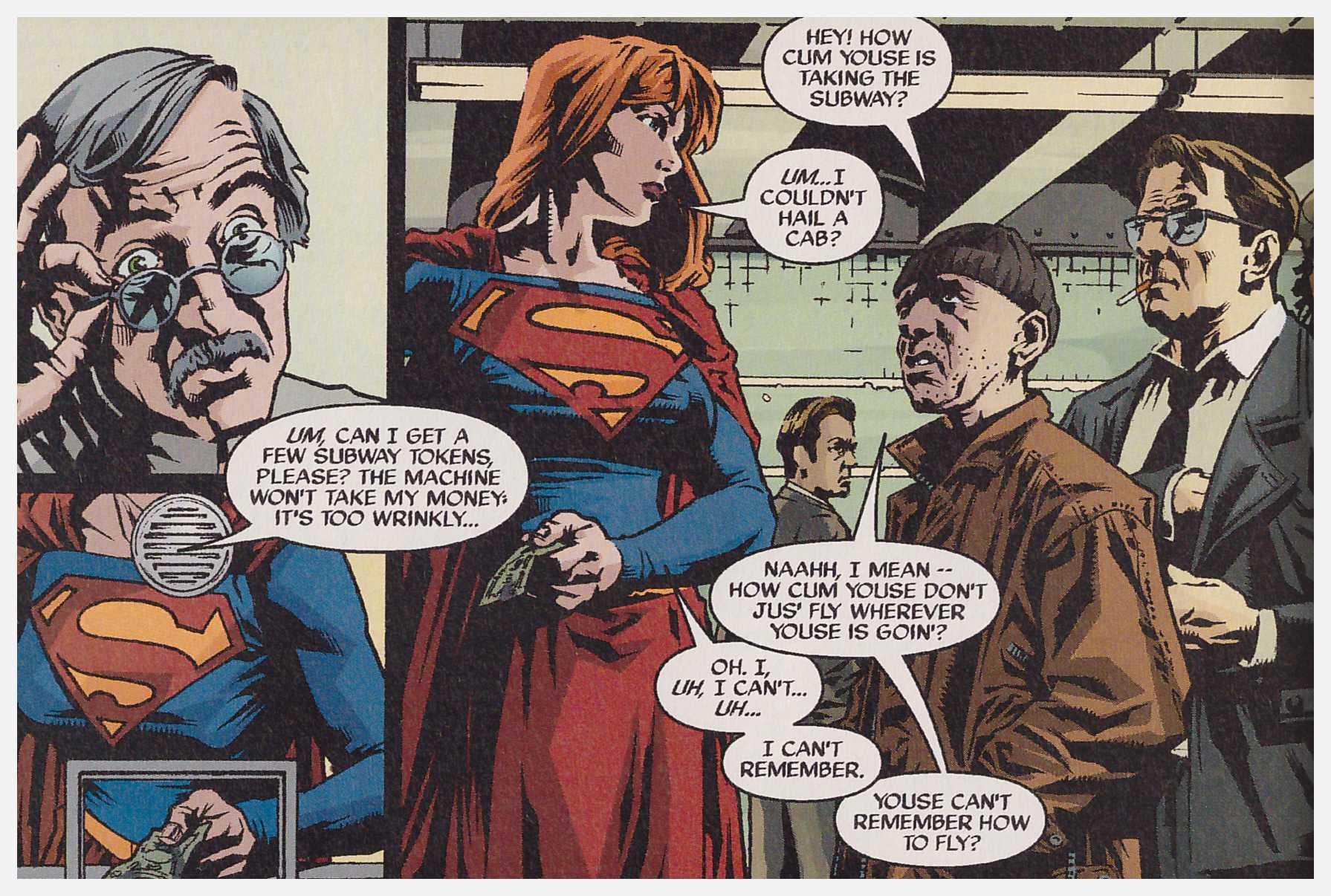Superman Gen 13 review