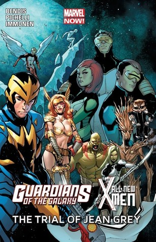 Guardians of the Galaxy/X-Men: The Trial of Jean Grey