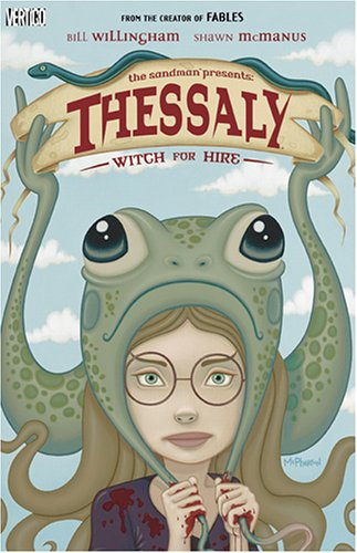 Thessaly, Witch for Hire