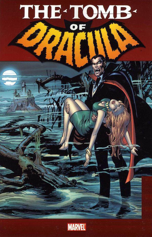 Tomb of Dracula Volume 1