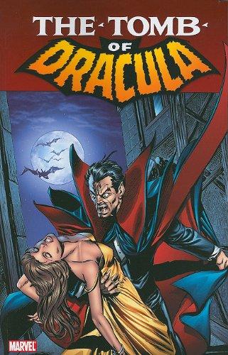 Tomb of Dracula Volume 3