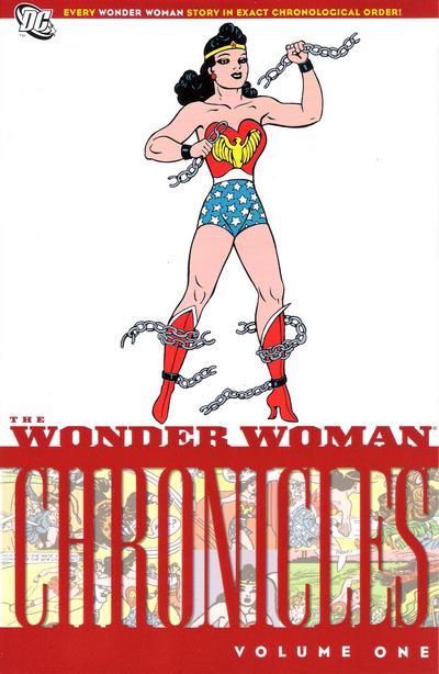 Wonder Woman Chronicles Volume 1