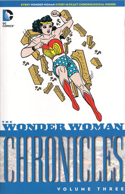 Wonder Woman Chronicles Volume 3