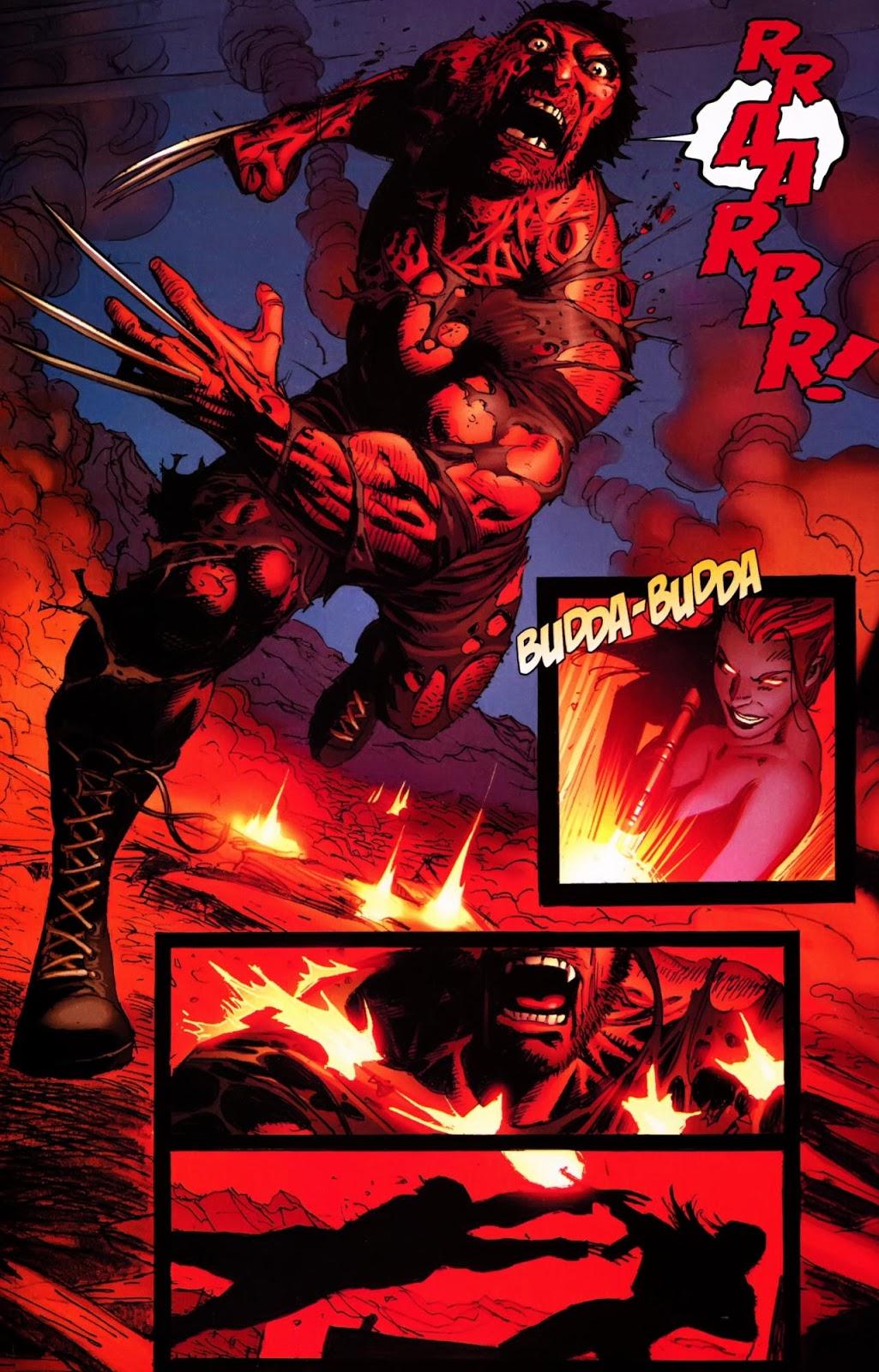 Wolverine Get Mystique review