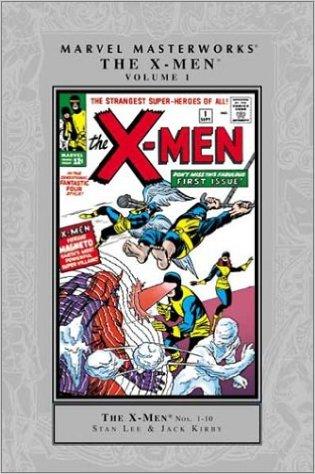 Marvel Masterworks: X-Men Volume 1