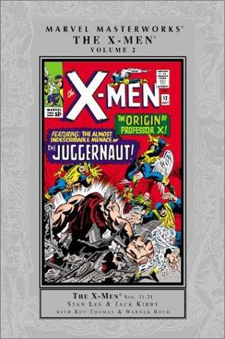 Marvel Masterworks: X-Men Volume 2