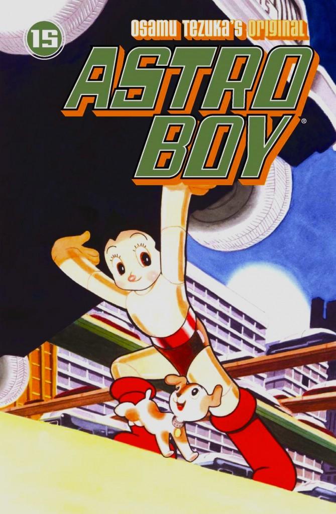 Astro Boy Volume 15
