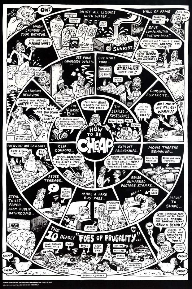 Peep Show The Cartoon Diary of Joe Matt review