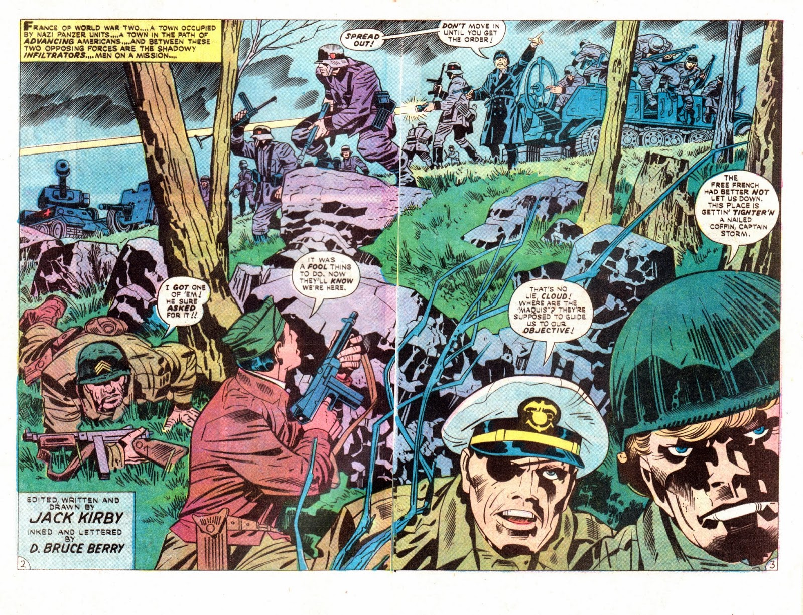 Jack Kirby's The Losers review