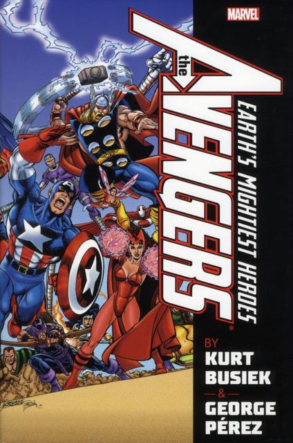 The Avengers by Kurt Busiek and George Pérez Omnibus Volume 1