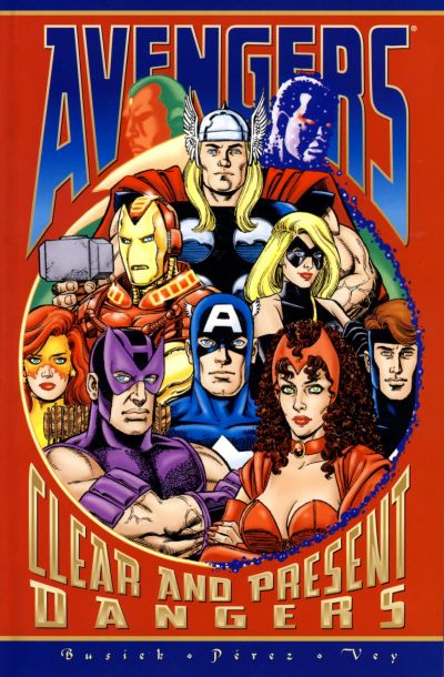Avengers: Clear and Present Dangers