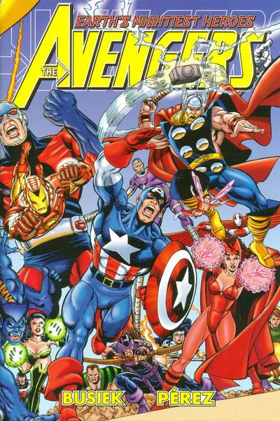 Avengers Assemble Volume 1