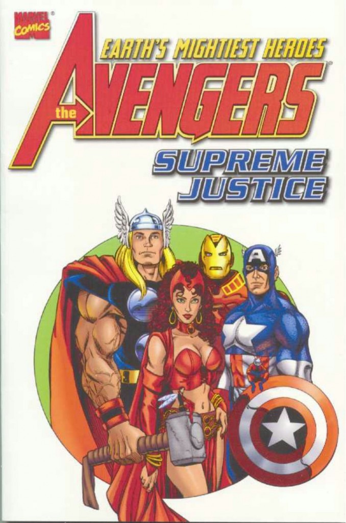 The Avengers: Supreme Justice