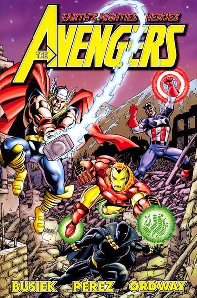 Avengers Assemble Volume 2