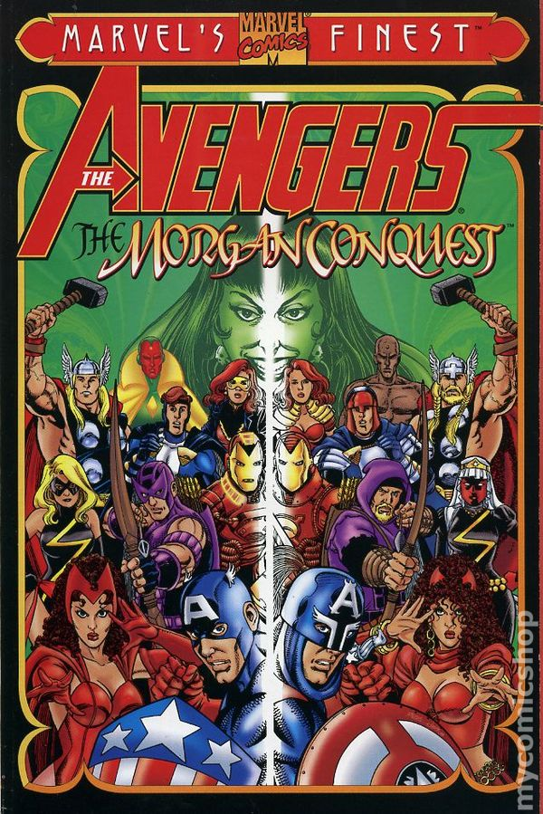 The Avengers: The Morgan Conquest