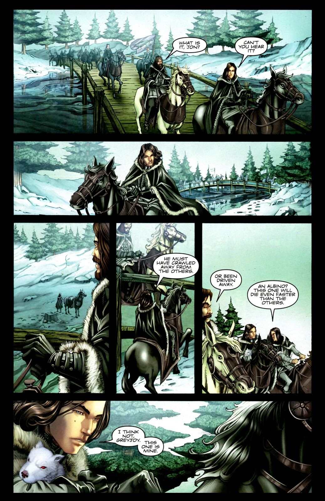 A Game of Thrones Vol 1 review