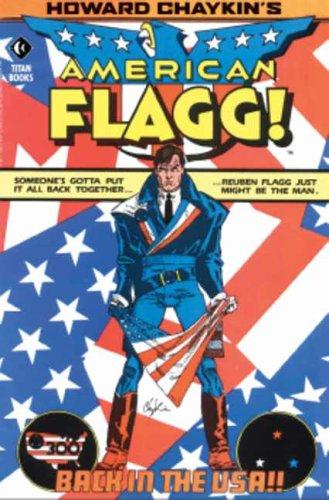 American Flagg!: Hard Times