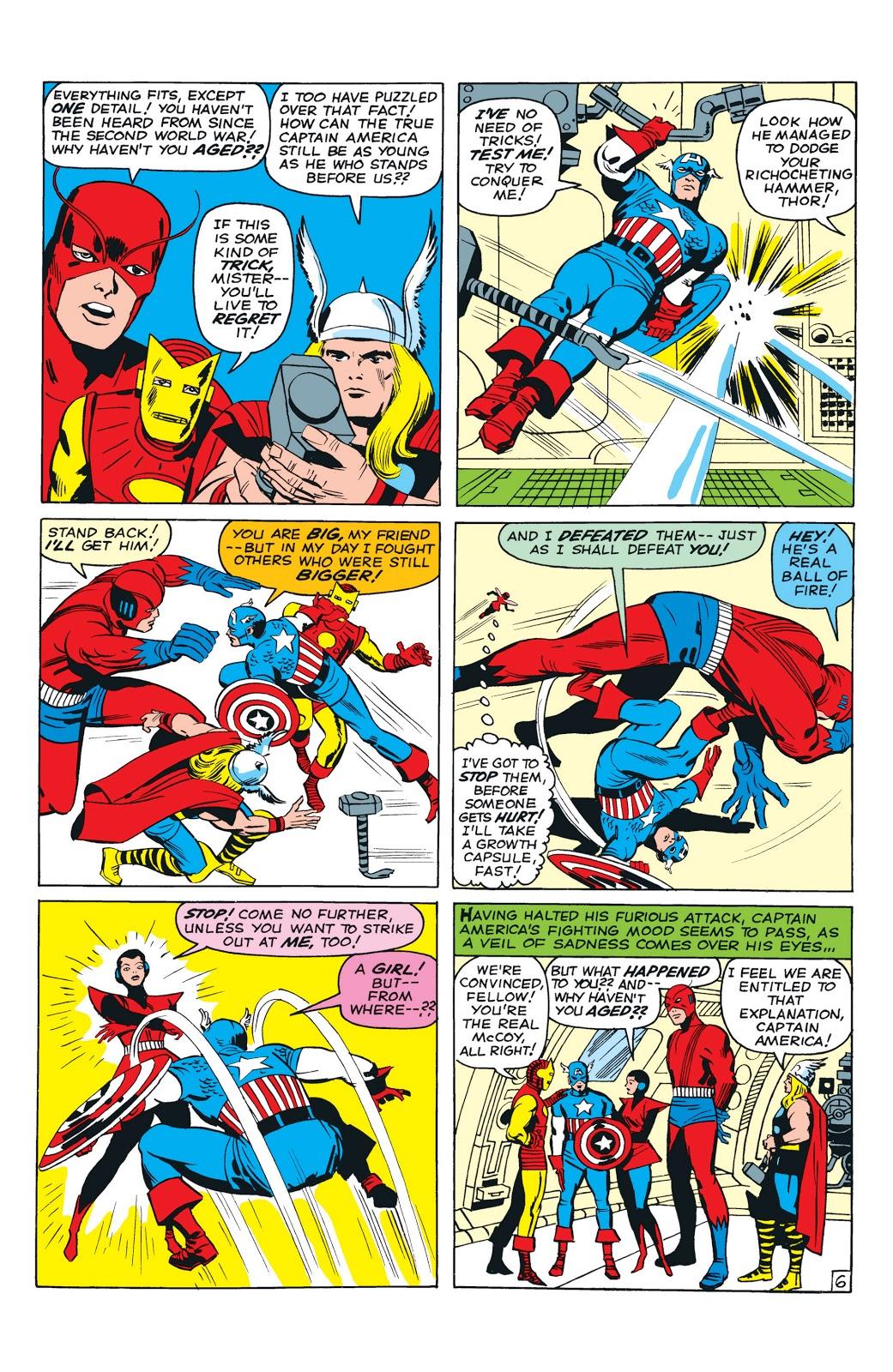 Avengers Omnibus Vol 1 review