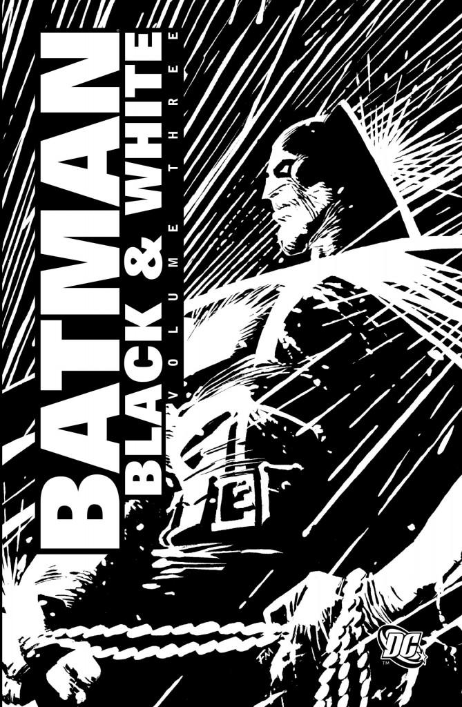 Batman: Black and White Volume Three