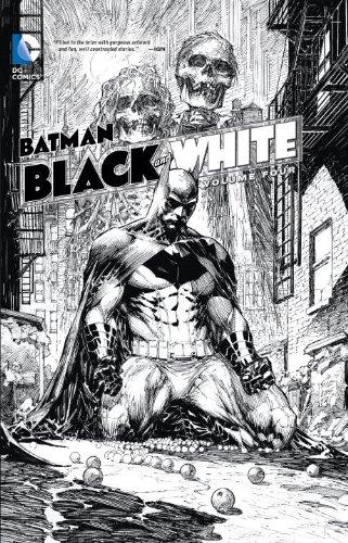 Batman: Black and White Volume Four