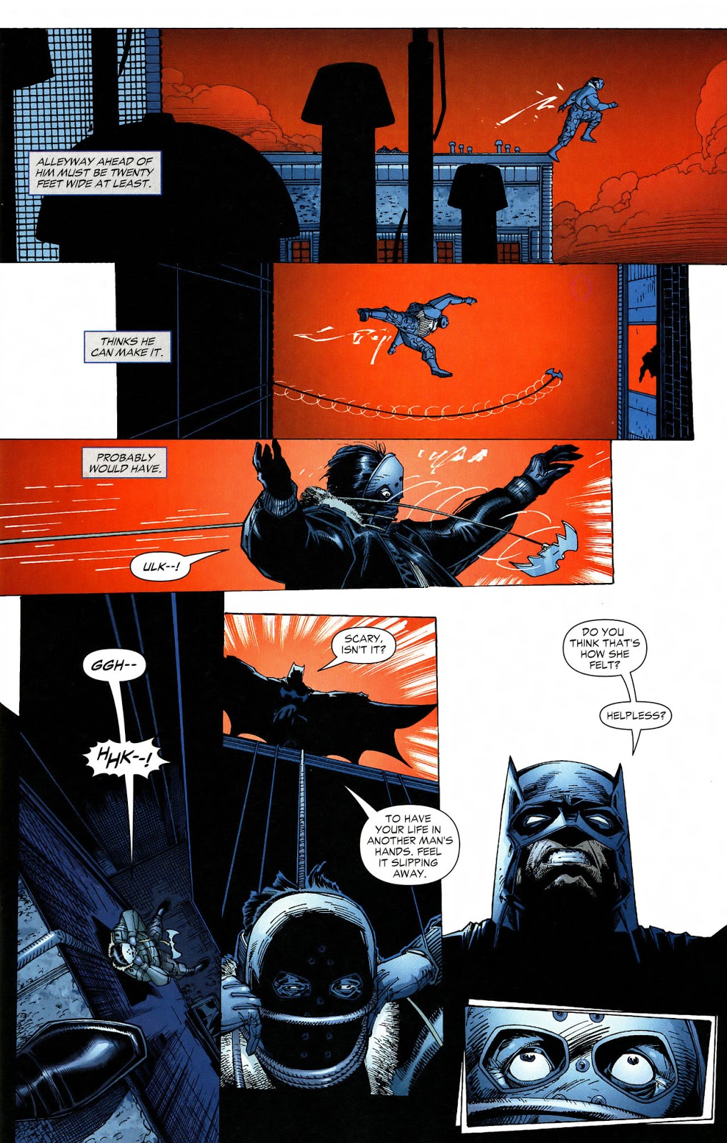 Batman Rules of Engagement review