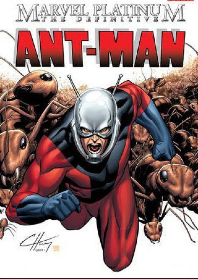 The Definitive Ant-Man
