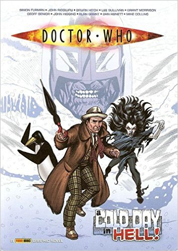 Doctor Who: Cold Day in Hell