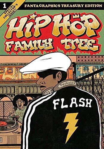 Hip Hop Family Tree Volume 1: 1970s-1981