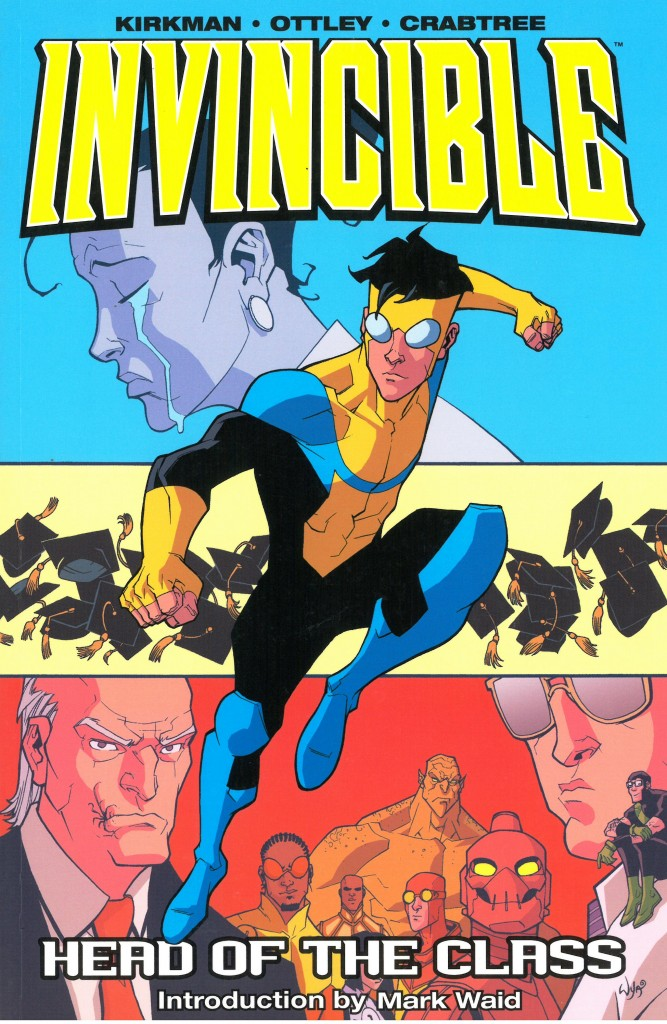 Invincible Volume Four: Head of the Class