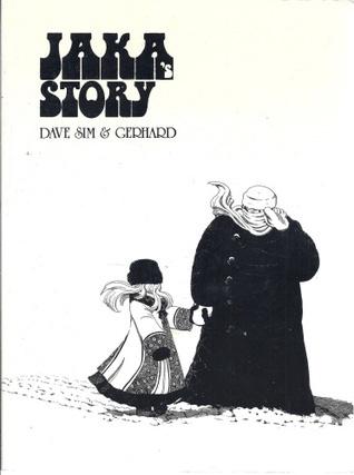 Cerebus the Aardvark: Jaka's Story