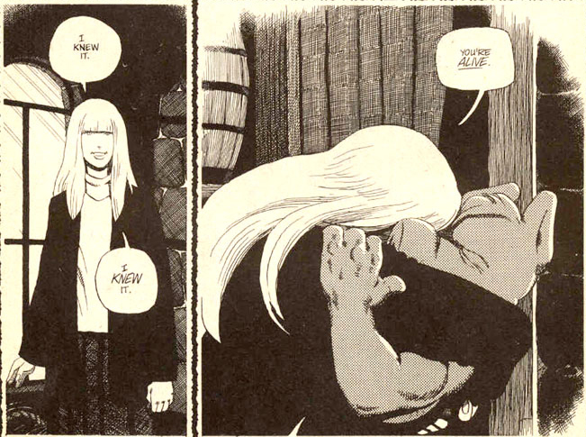 Cerebus Jaka's Story review