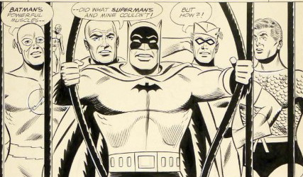 Showcase Presents Justice League review