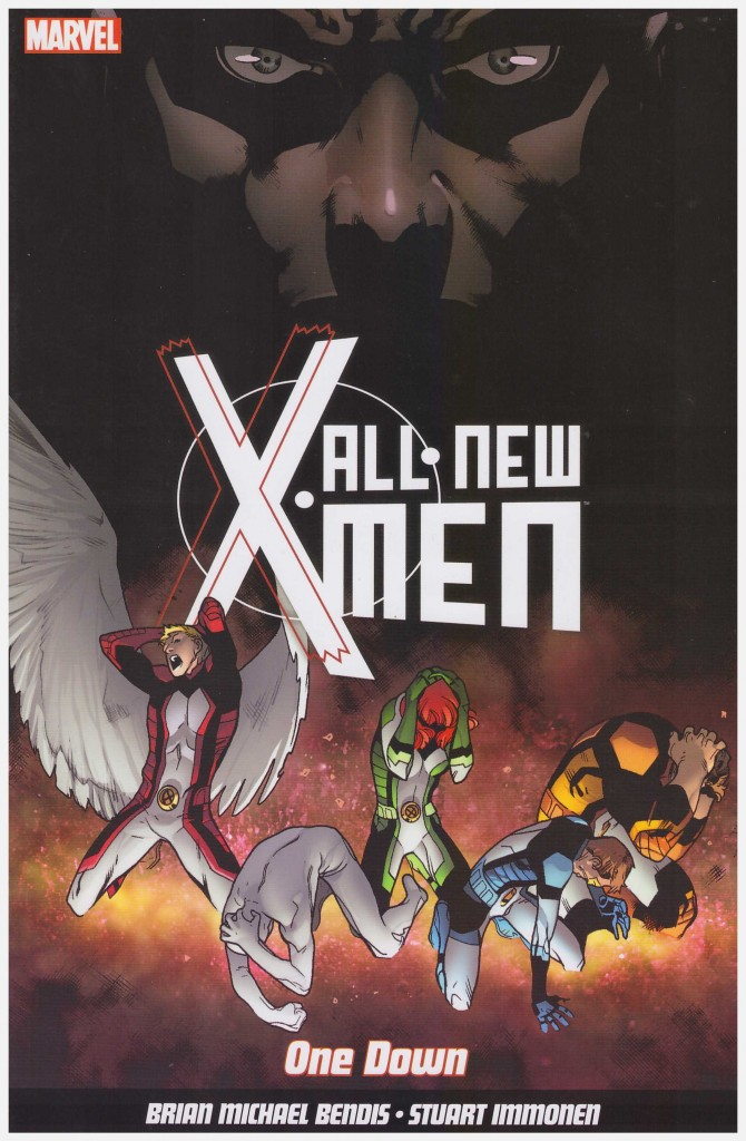 All-New X-Men: One Down
