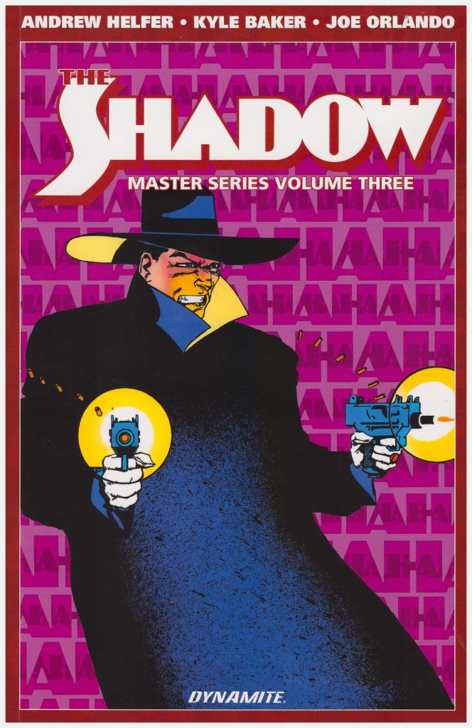 The Shadow Master Series Volume Three