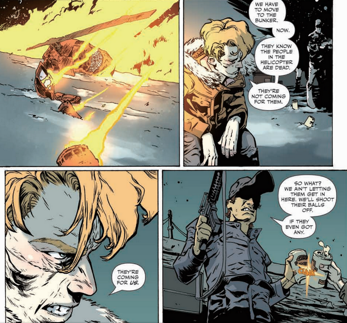 Sheltered Volume Three review