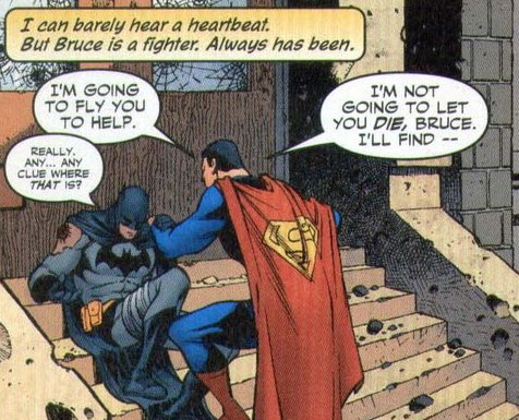 Superman Batman Absolute Power review