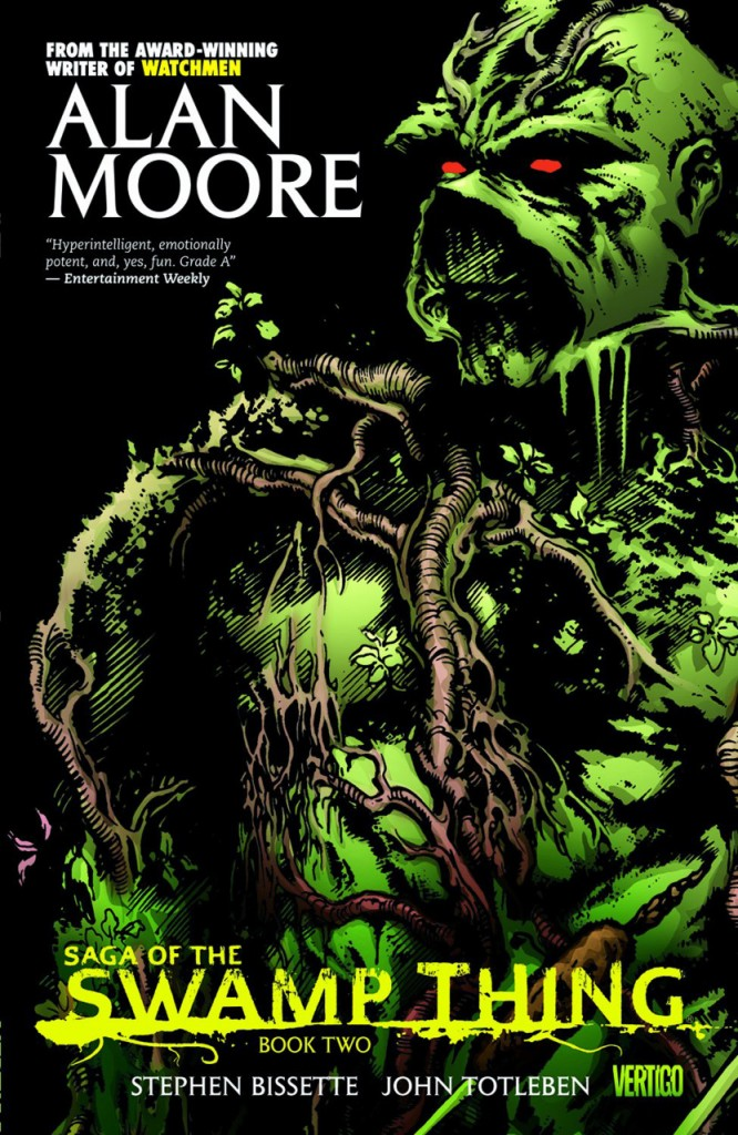 Saga of the Swamp Thing Book Two: Love and Death