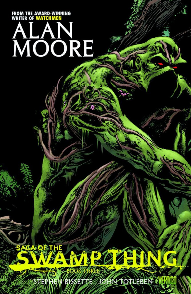 Saga of the Swamp Thing Book Three: The Curse