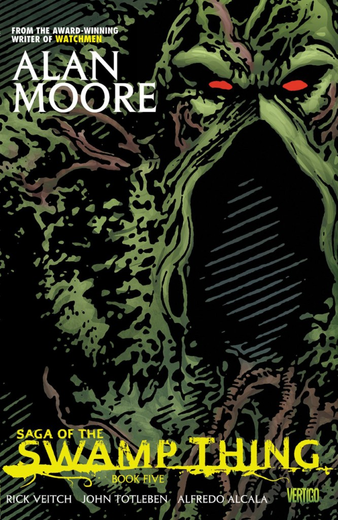 Saga of the Swamp Thing Book Five: Earth to Earth