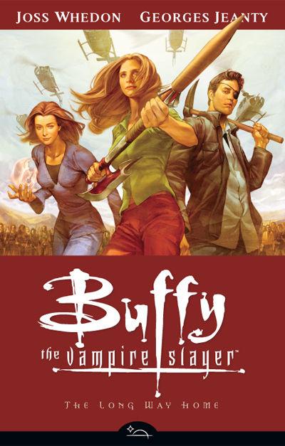 Buffy the Vampire Slayer Season 8: The Long Way Home