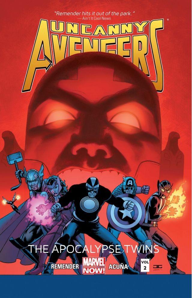 Uncanny Avengers: The Apocalypse Twins
