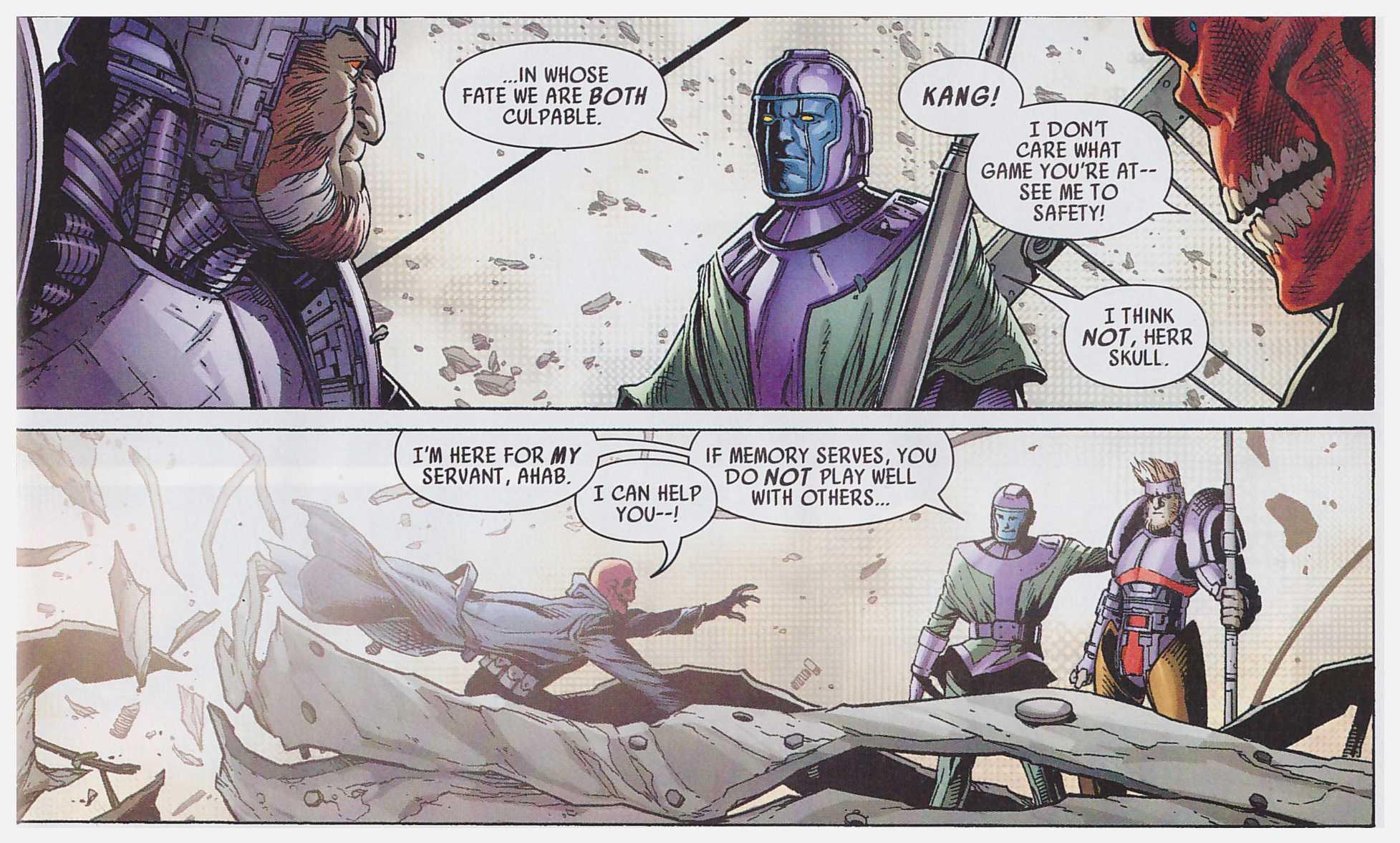 Uncanny Avengers Ragnarok Now review