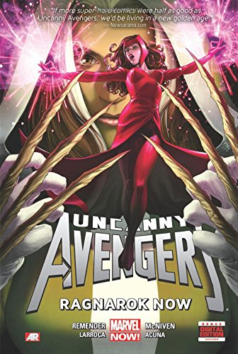 Uncanny Avengers: Ragnarok Now