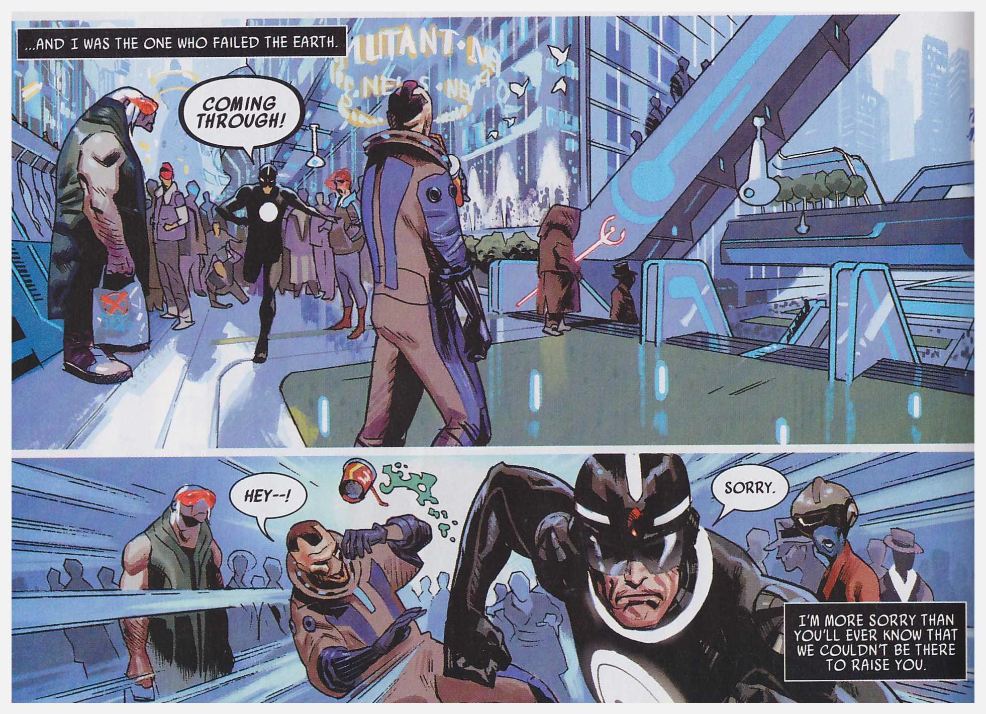Uncanny Avengers Avenge the Earth review