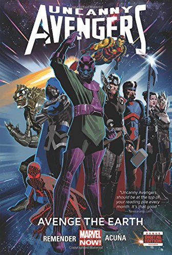 Uncanny Avengers: Avenge the Earth