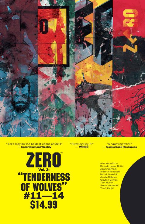 Zero: Tenderness of Wolves